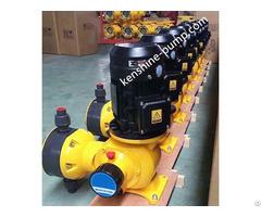 Jxm A Mechanical Diaphragm Metering Pump