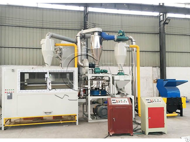 Aluminum Plastic Recycling Equipment
