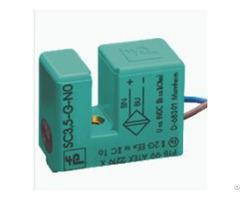 P F Inductive Slot Sensor Sc3 5 G N0 6m