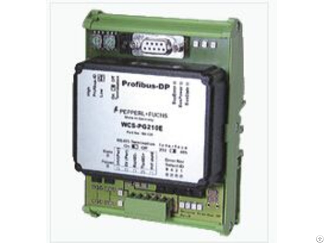 P F \ Interface Module Wcs Pg210e