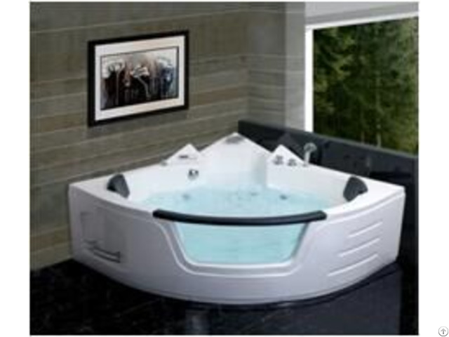 Acrylic Massage Bathtub For Two Persons