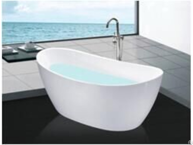 Free Standing Outdoor Acrylic Bathtub