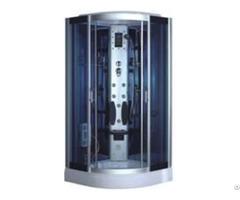 Popular Modern Tempered Glass Sliding Shower Room