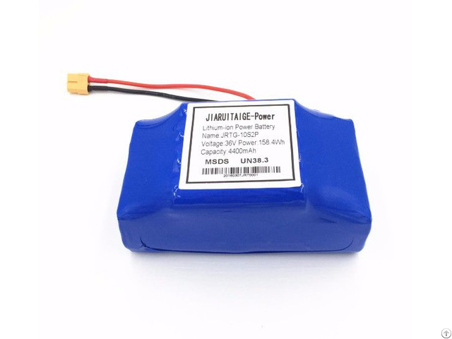 Lithium Battery Pack For Self Balance Scooter 36v 4 4ah