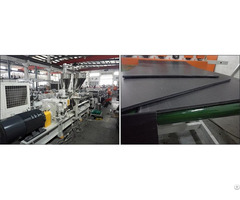 Pp Hollow Building Plate Product Line