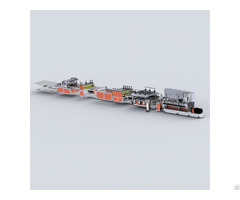 Pp Hollow Building Plate Product Machinery