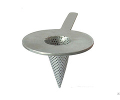 Customized Stainless Steel Cone Strainer