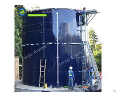Stainless Steel Bolted Grain Storage Silos