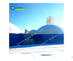 Stainless Steel Bolted Process Water Tanks