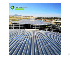 Glass Lined Steel Industrial Water Tanks With Strong Corrosion Resistance