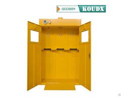 Koudx Gas Cylinder Cabinet