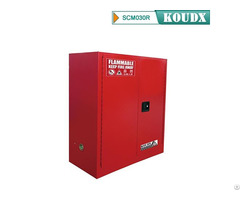 Koudx Combustible Cabinet