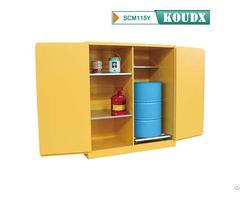 Koudx Drum Storage Cabinet