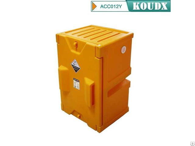 Koudx Polyethylene Acid Corrosive Cabinet