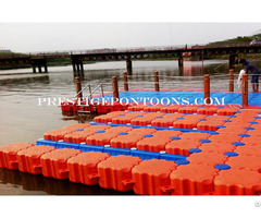 Modular Hdpe Floating Pontoon Dock