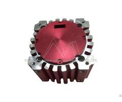 Cnc Machining Profile Heat Dissipation Parts