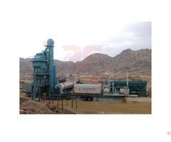 Qlb Y1000 Mobile Asphalt Mixing Plant