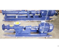 Thick Slurry Screw Pump