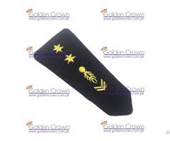 Embroidered Uniform Epaulette