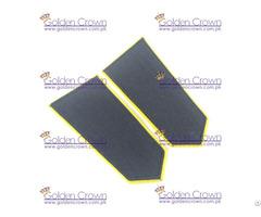 Military Epaulette Gray And Yellow