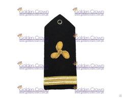 Merchant Marine Shoulder Board Propeller Engineers
