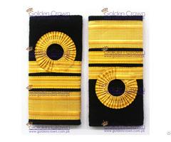 Navy Sub Lieutenant Shoulder Straps