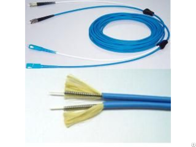 Armored Patch Cord