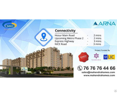 Flats In Electronic City Bangalore