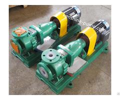 Ihf F46 Fep Fluoroplastic Liner Anticorrosion Centrifugal Pump