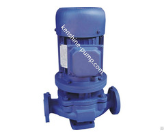 Isgd Vertical Pipeline Low Rotary Speed Centrifugal Pump