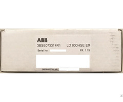 Ld800hse Redundancy Link Cable 3bdh000281r1