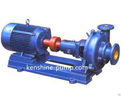 Pn Horizontal Single Stage Mud Pump