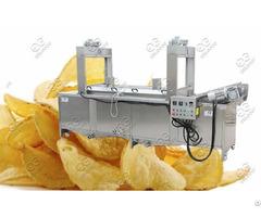 Potato Chips Process Equipment