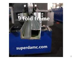 Server Case Frame 9 Bend Roll Forming Machine