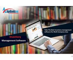 Take The Best Inventory Management Software For Multi Company Uses