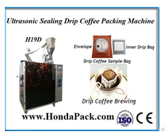 Yamanaka Drip Coffee Filter Bag Packing Machine