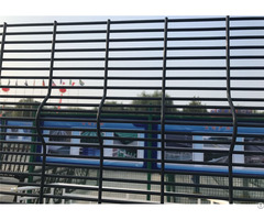 Security Fence Low Carbon Steel Wire