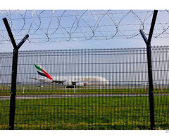 Airport Security Fence 3 0mm