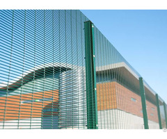 Horizontal Wire 358 Security Fence