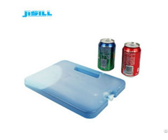 Medical Large Cooler Ice Packs With Unique Shape And Unbreakable Body