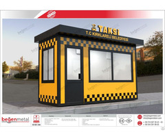 Taxi Stand For Station