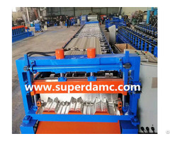 Floor Deck Roll Forming Machine China Manufacturer