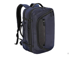 "Mier Flight Carry On Backpack 40l Expandable Anti Theft 17 3"" Laptop Duffel"