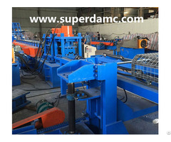 Highway Guardrail Roll Forming Machine Factory
