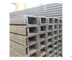 Hot Rolled Steel Channel European Standard