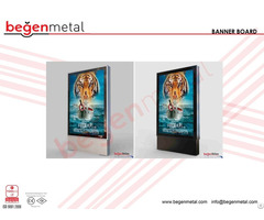 Billboard Clp Signage Panel Banner Board
