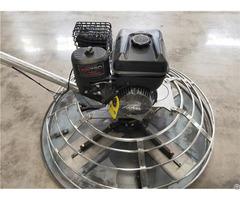 W60 Power Trowel Machine