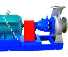 Cz Stainless Steel Chemical Process Centrifugal Pump
