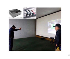 Hivista Laser Shooting Training System Targets Interactive Projection Games