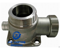 Investment Casting Pump Parts By Jyg